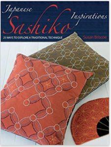 Japanese Sashiko Inspiration by Susan Briscoe