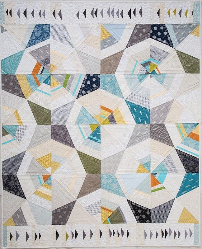 Spotlight: Jennifer Sampou, Fabric Designer