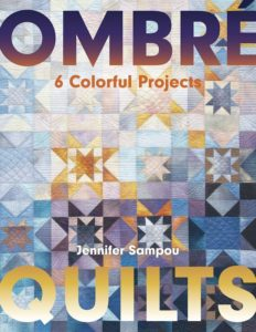 Ombre Quilt project book cover