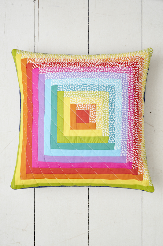 Pillow cushion from Paula's book