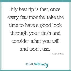 Paula Steel Quote