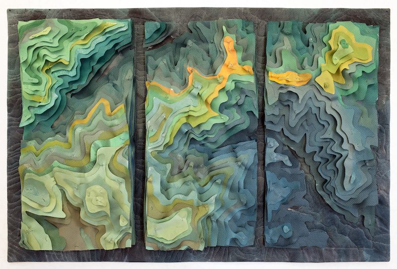 Topography #2 by Shannon Conley