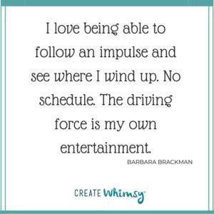 Barbara Brackman Quote