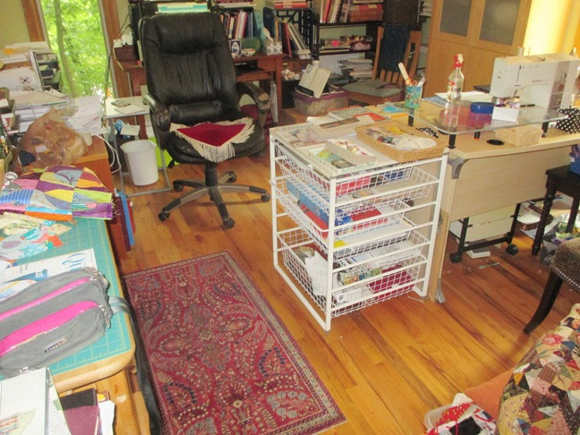 Barbara's Office & Studio