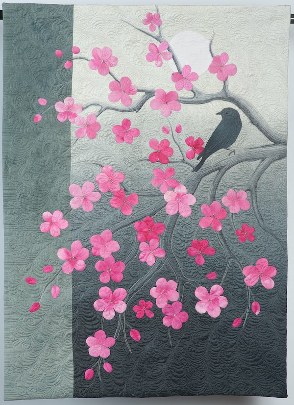 Cherry Blossom by Geraldine Warner