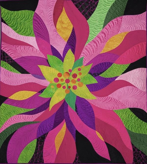 Full bloom by Geraldine Warner