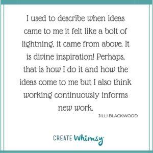 Jilli Blackwood Quote