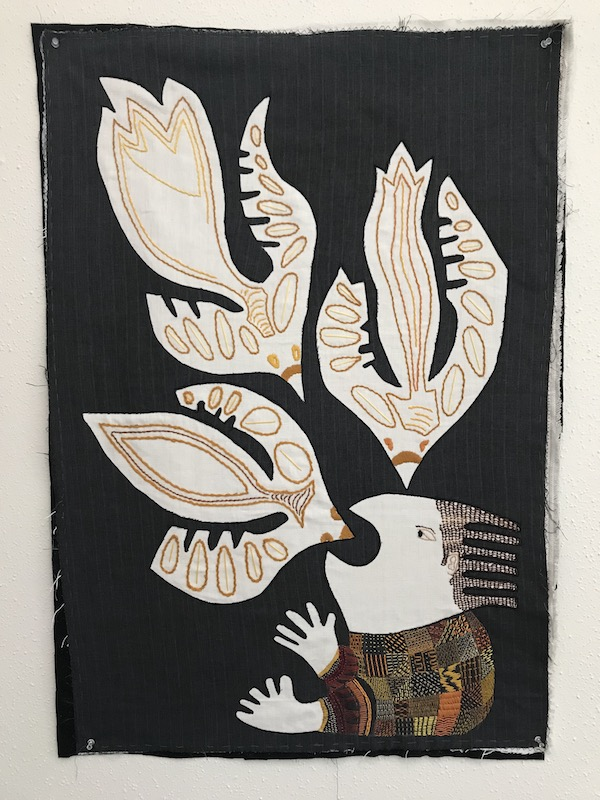 Wall Hanging by PM Neist