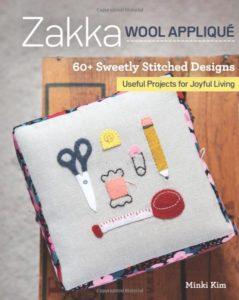 Zakka Wool Applique book cover