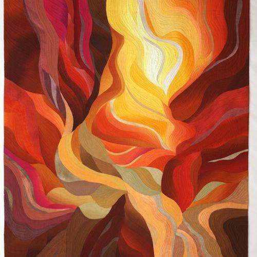 Slot Canyon by Vicki Conley