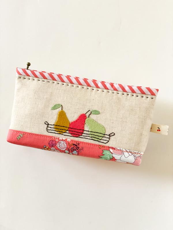 Small bag made by Minki