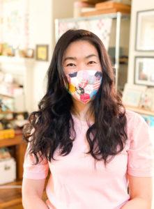 Minki Kim portrait
