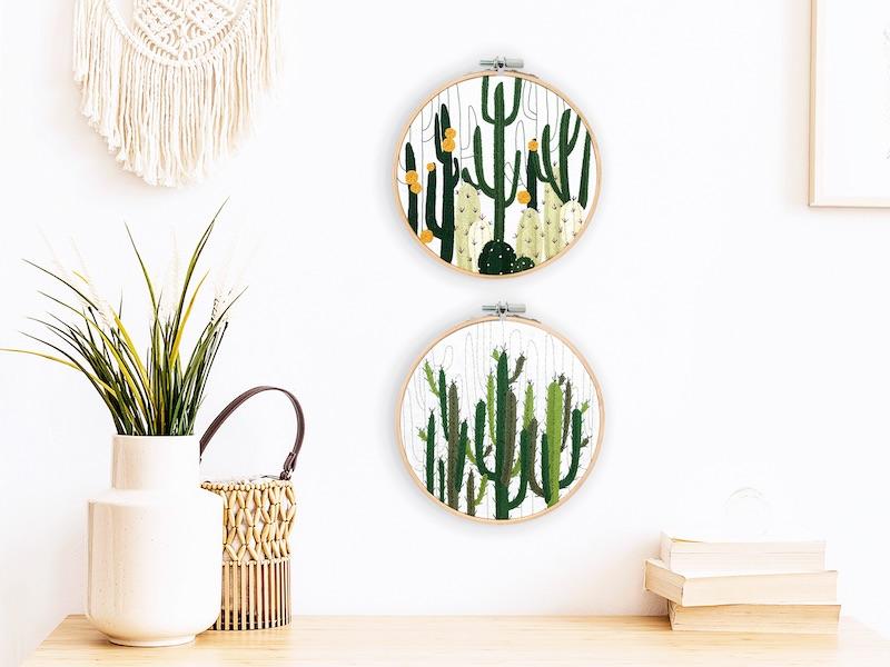 Spotlight: Alexis Acevedo, Embroidery Artist