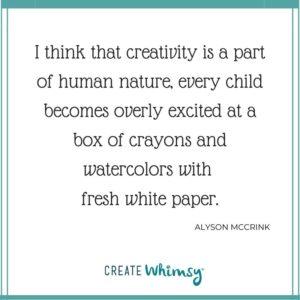 Alyson McCrink Quote