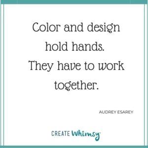 Audrey Esarey Quote
