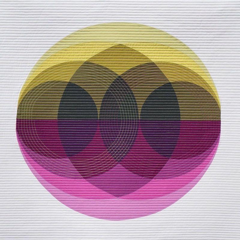 Water Color Study No. 2 by Audrey Esarey