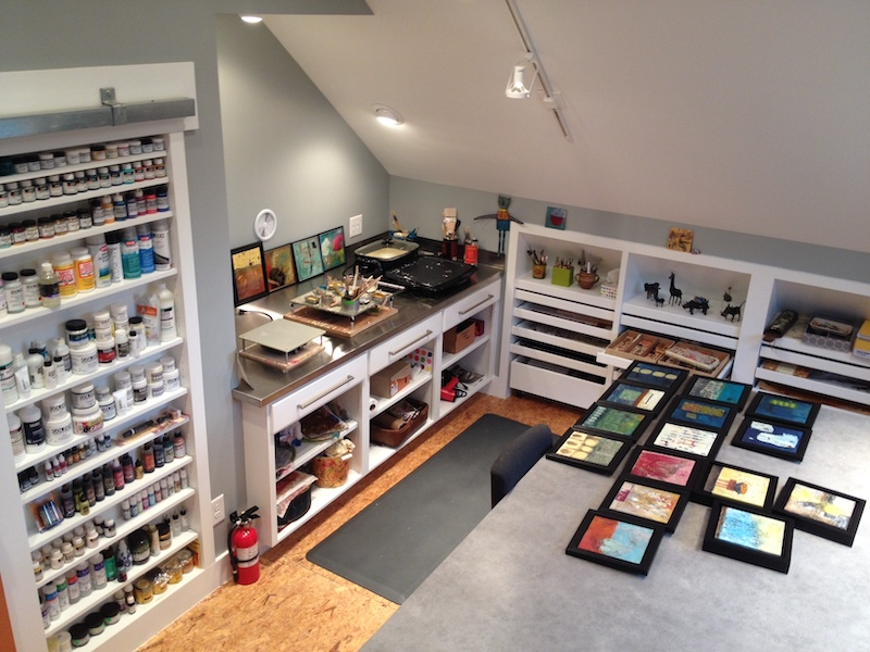 Carol Retsch-Bogart Studio