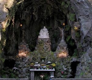 Grotto in Portland