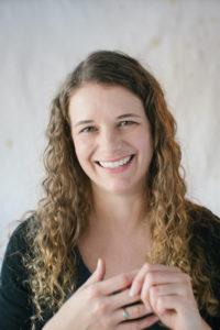 Heidi Parkes portrait