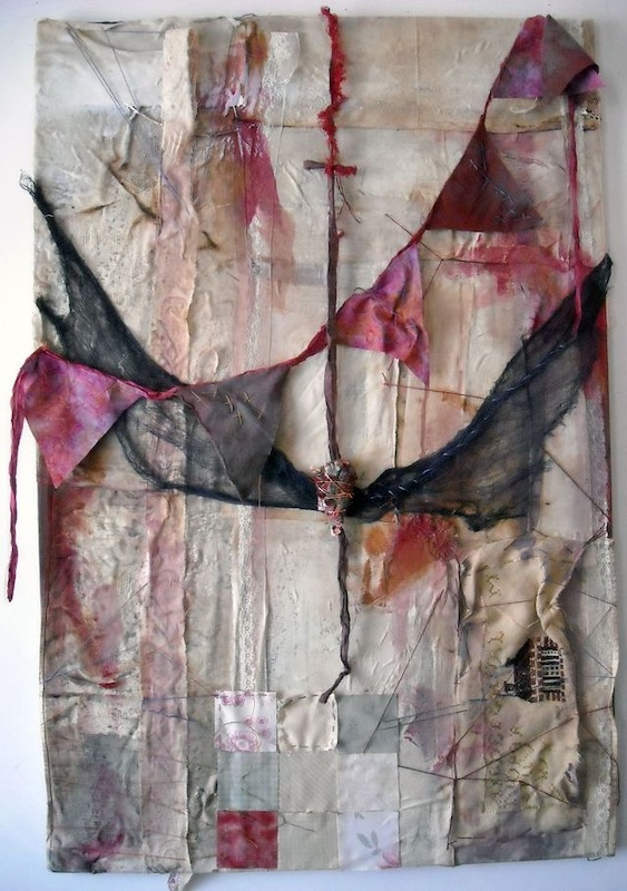 In Time, Mixed Media by Lorie McCown