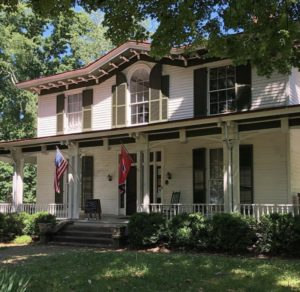 Mabry-Hazen House Museum in Knoxville
