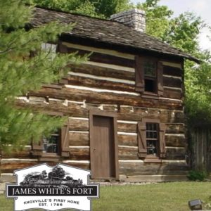 James White Fort in Knoxville