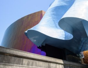 MoPOP Museum of Popular Culture in Seattle