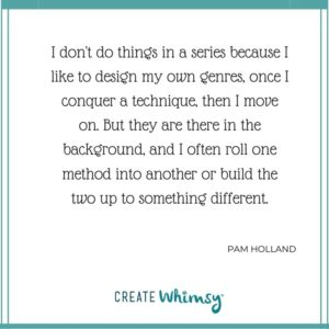 Pam Holland Quote