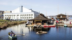 Center for Wooden Boats in Seattle
