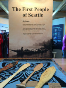 Duwamish Longhouse & Cultural Center in Seattle