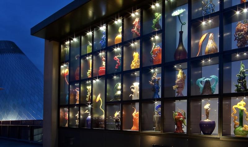 Museum of Glass skybridge