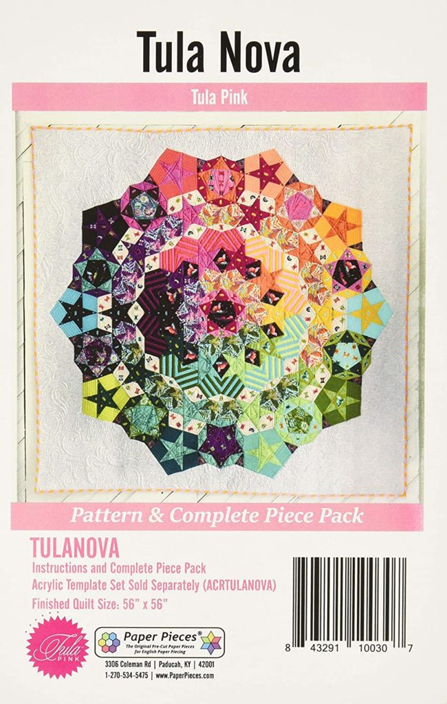EPP Tula Nova Pattern Pack
