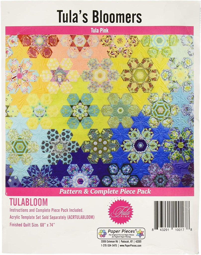 EPP Tulas Bloomers Pattern Pack