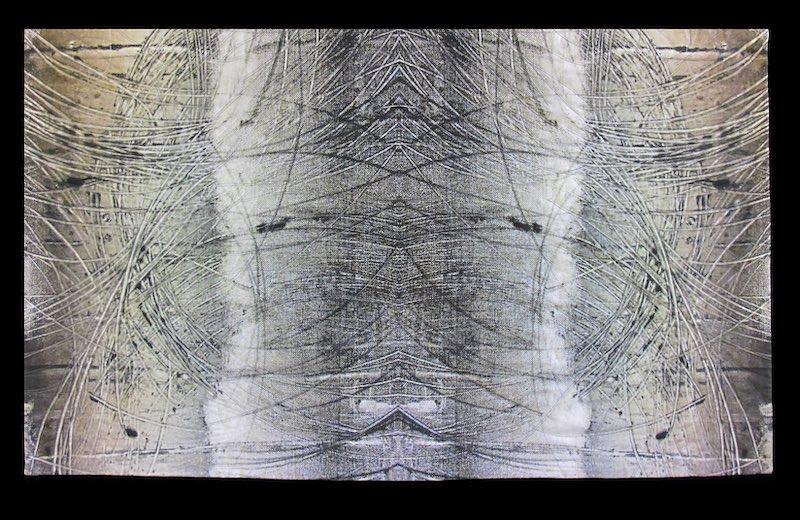 Line Play, var. 1 by Barbara Schneider