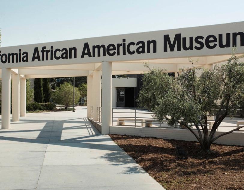 California African American Museum in Los Angeles