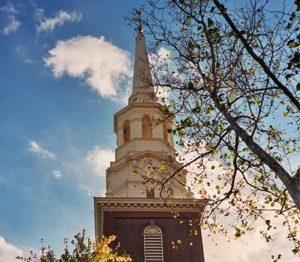 Christ Church in Philadelphia