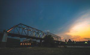 Hays Street Bridge San Antonio