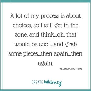 Melinda Hutton Quote