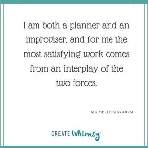 Michelle Kingdom Quote