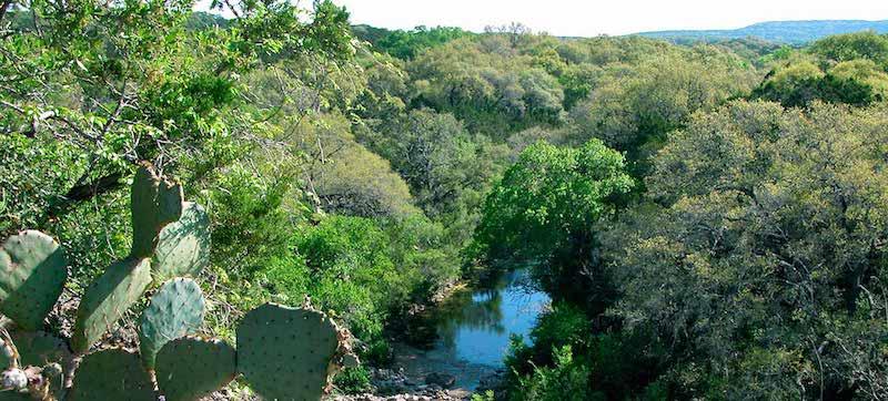 Government Canyon Park San Antonio
