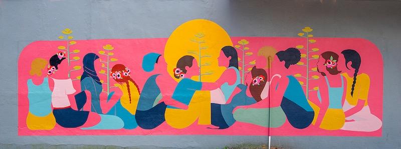 San Antonio Mural Art