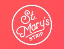 San Antonio St. Mary's Strip
