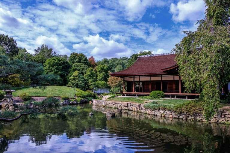 Shofuso Japanese House