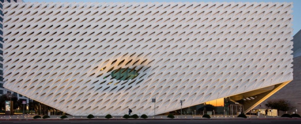The Broad in Los Angeles