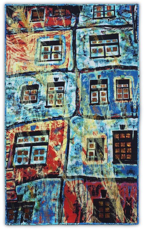 Urban Sanctuary by Mary-Ellen Latino