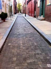 Wood Street in Philadelphia