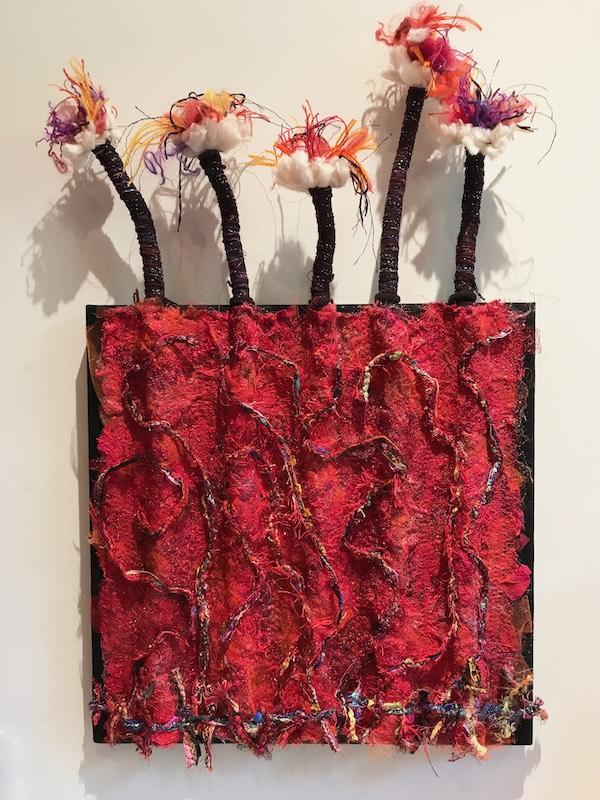 Spotlight: Deborah Weir, Fiber Artist