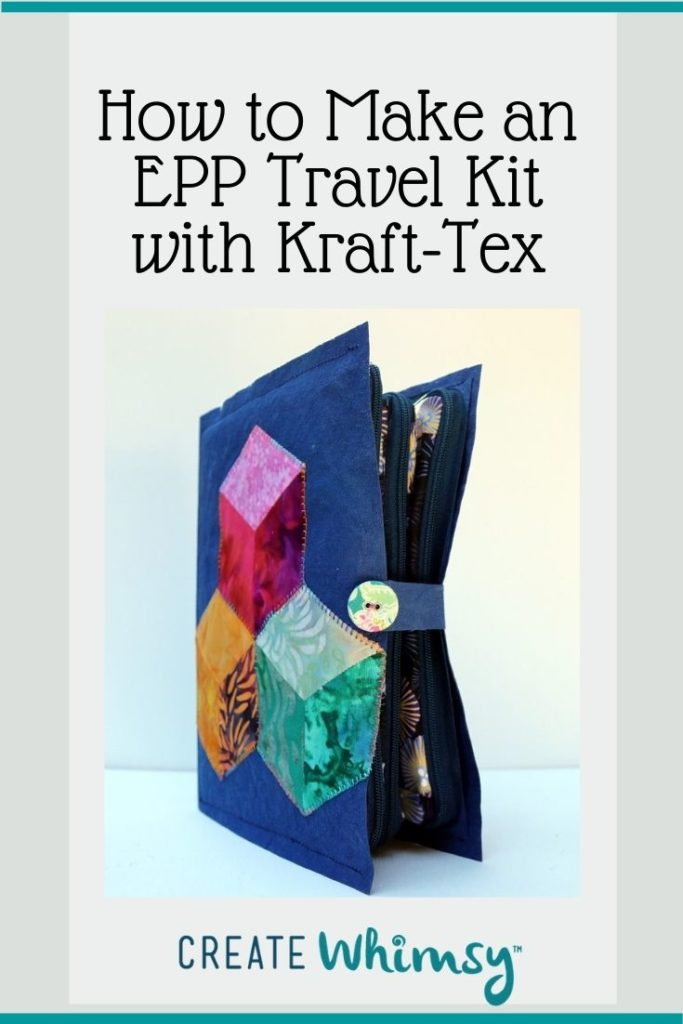 EPP Travel Kit with Kraft-Tex Pinterest Image 1