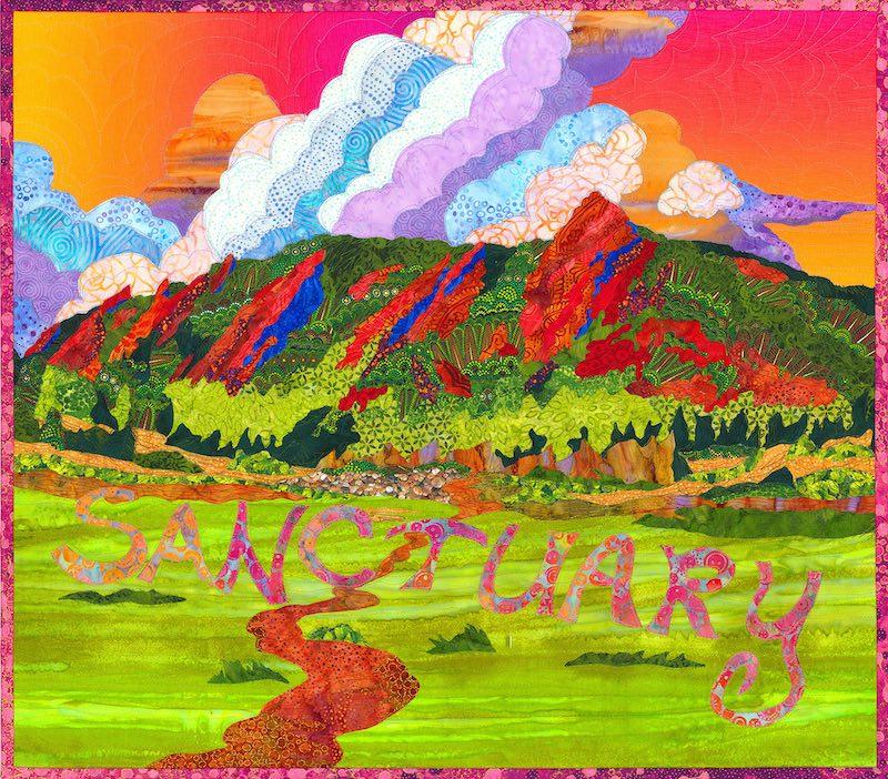 Chautauqua Sanctuary quilt