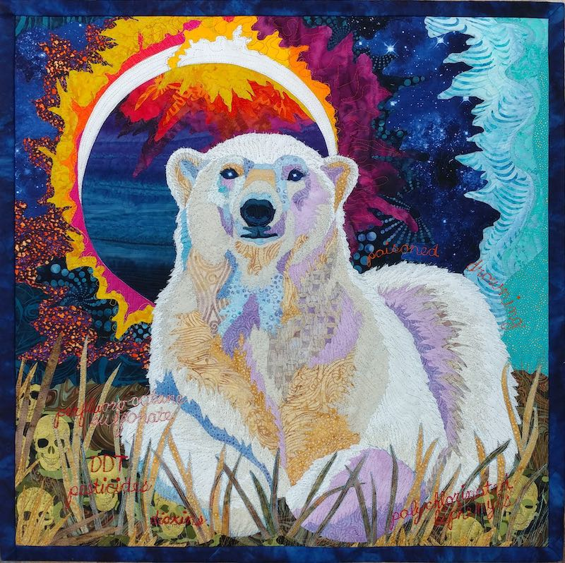 Polar Bear quilt